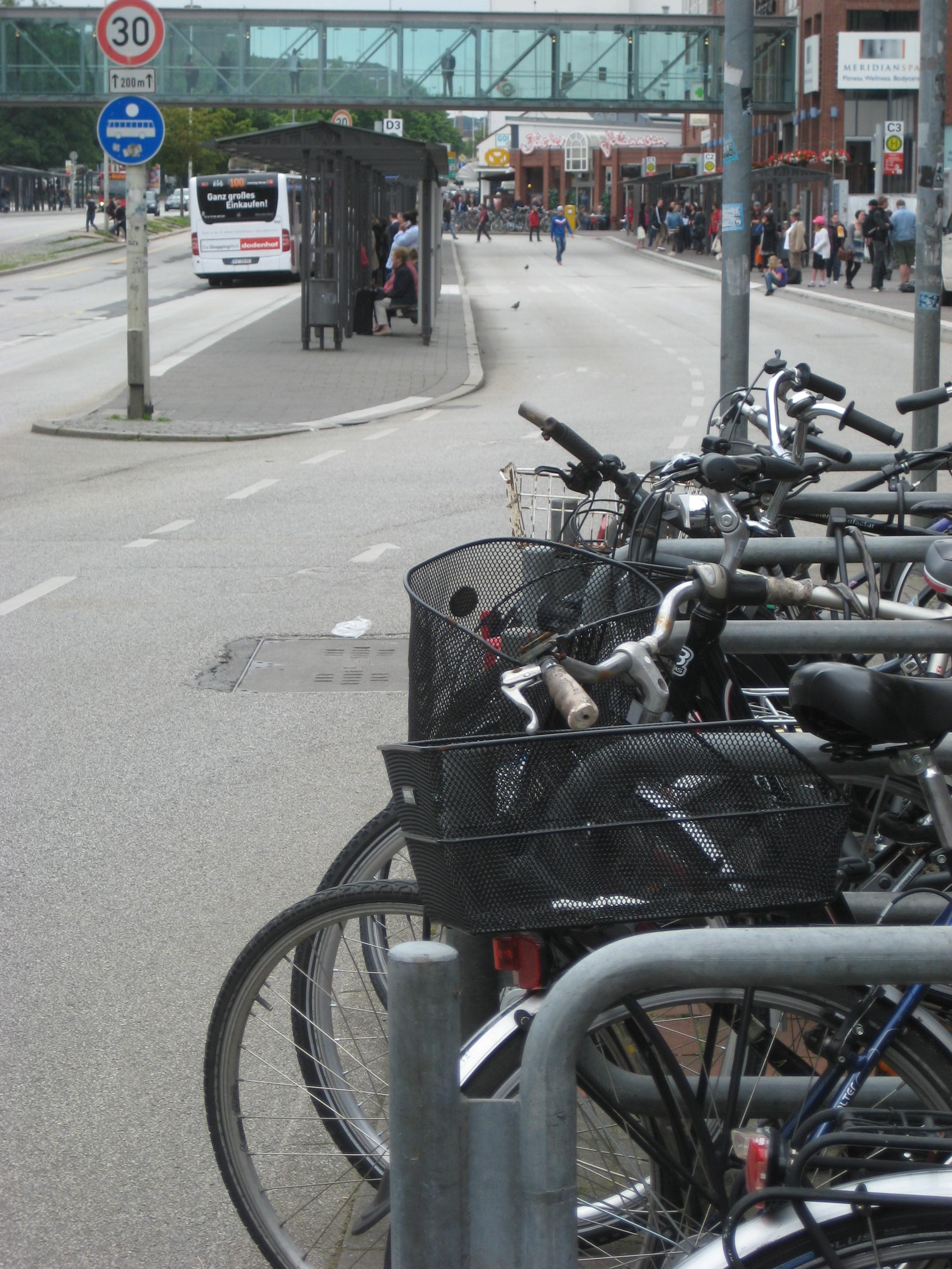 Kiel Bus Interchange