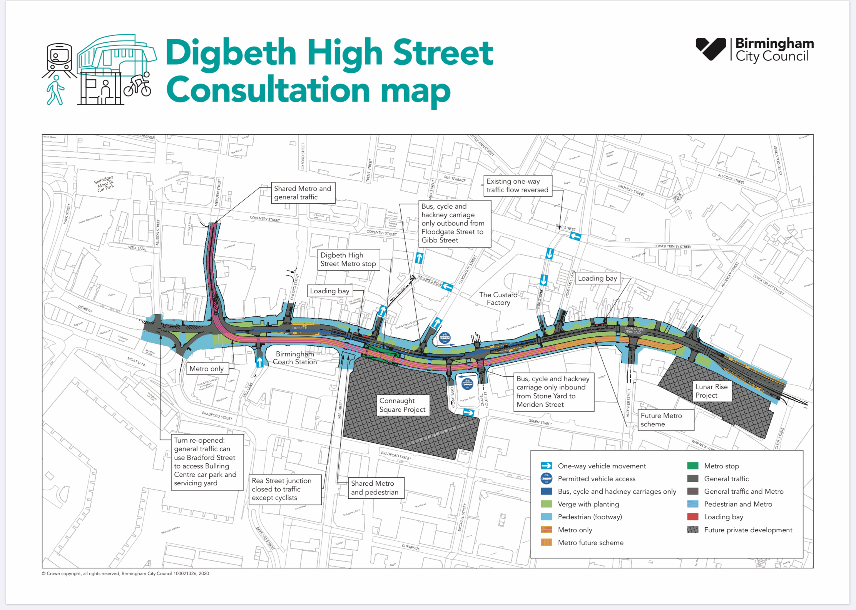 Digbeth High Street Proposals