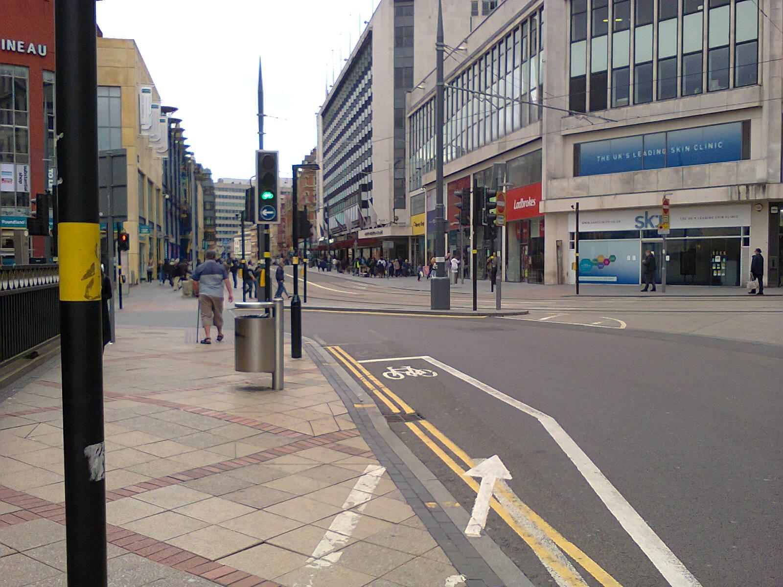 Corporation Street Return Journey (2)