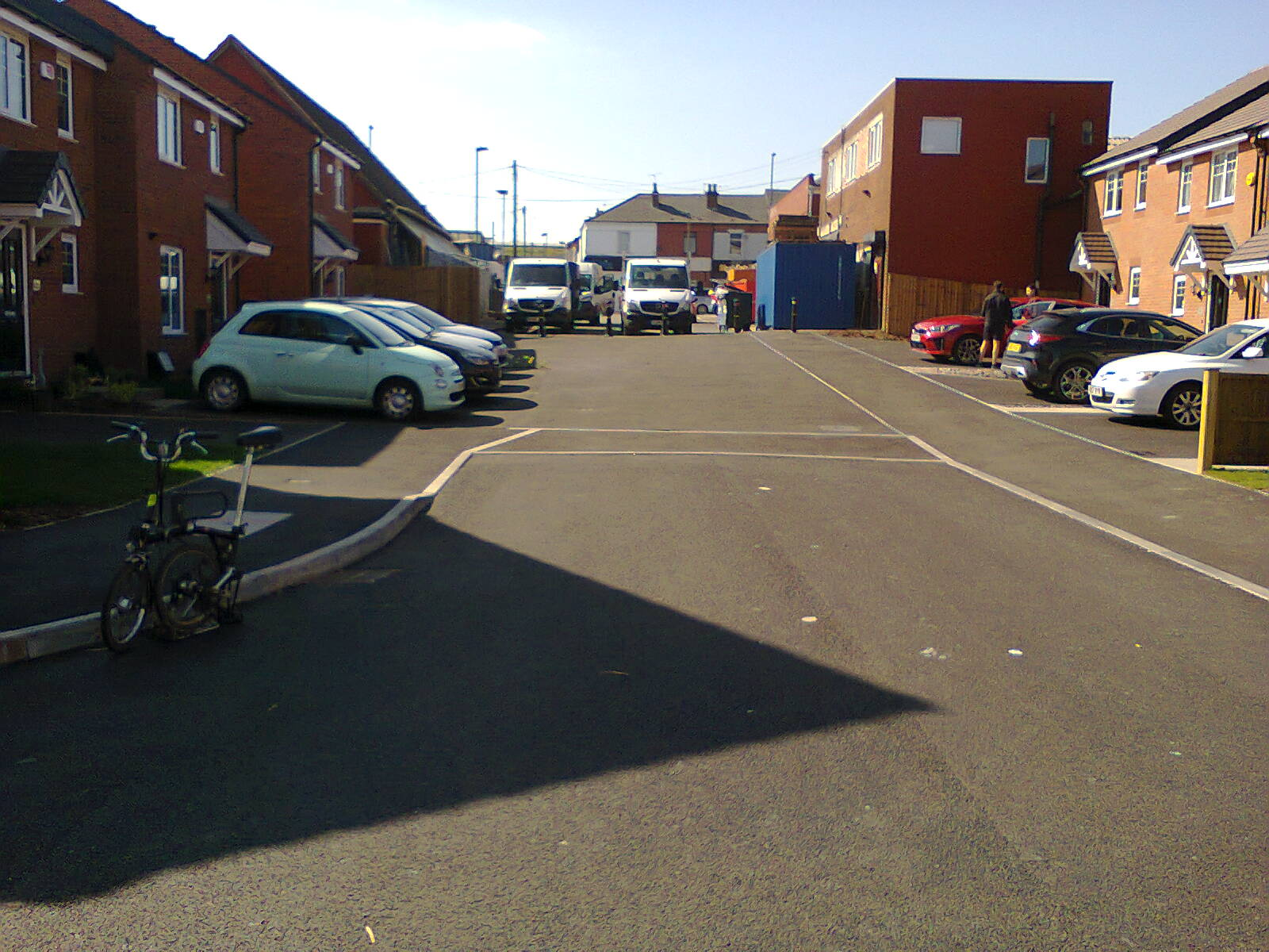 Mayfield Road - Iron Way Filtered Permeability