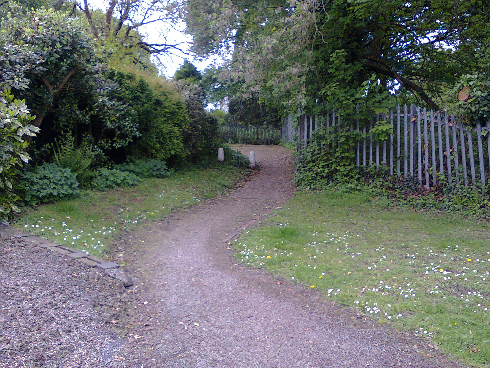 Charfield Close Filtered Permeability