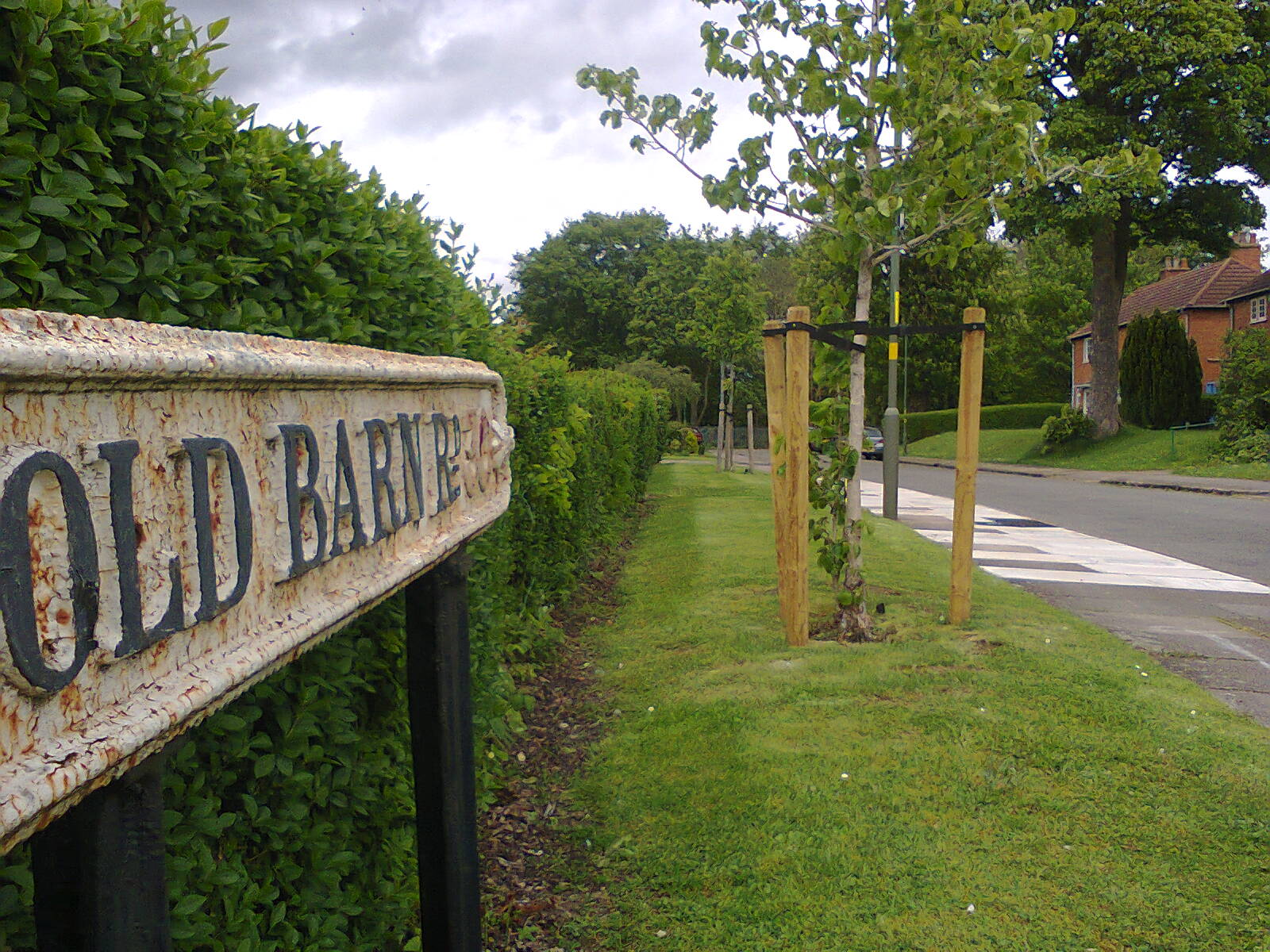 Old Barn Road