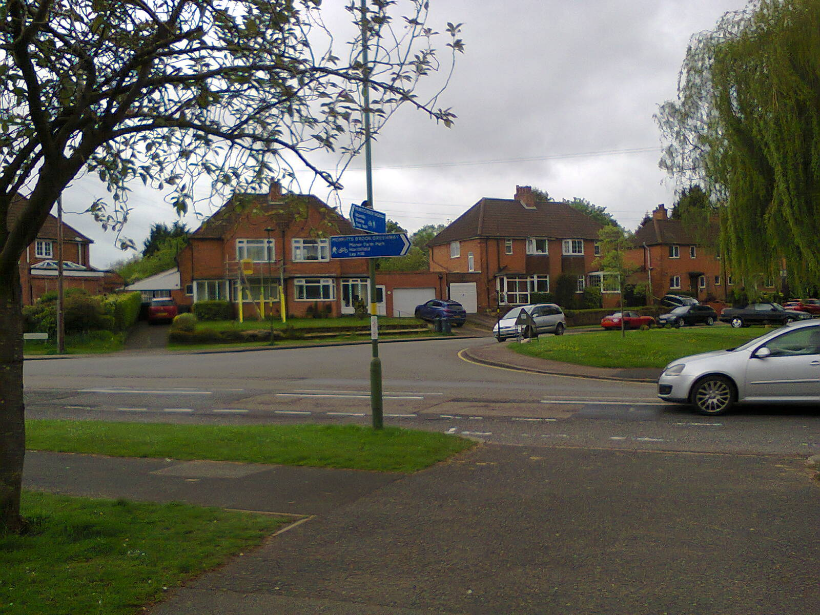 Charfield Close Junction
