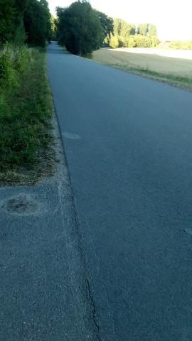 Immaculate Asphalt in Germany
