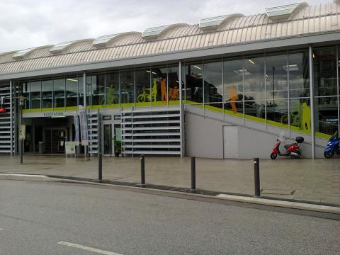Radstation Kiel