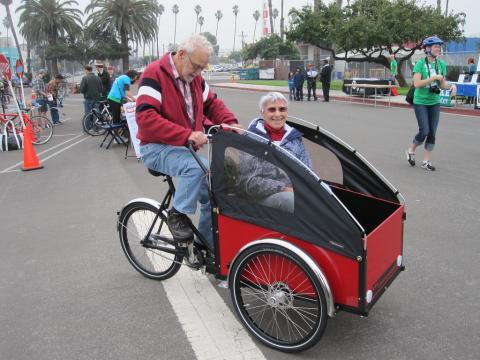 Family Cargo Trike
