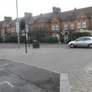 Change on visual priority in Walthamstow