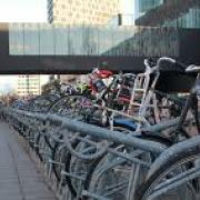 Utrecht bike hire