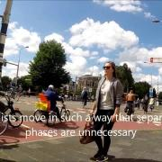 Simultaneous Green Junction in Groningen