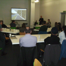 Designing and Planning For Cycling training workshop