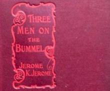 Three Men On The Bummel book cover