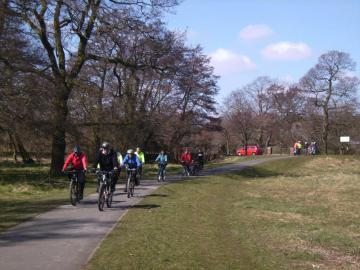 Bournville Gentle Cycling