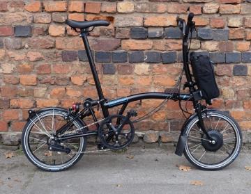 Brompton e-bike