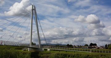 Diglis Bridge in Worcester