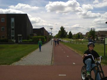 Low cost housing in the Netherlands