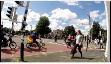Inclusive cycling infrastructure