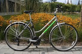 Leeds student hire bike